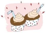 root beer cupcakes