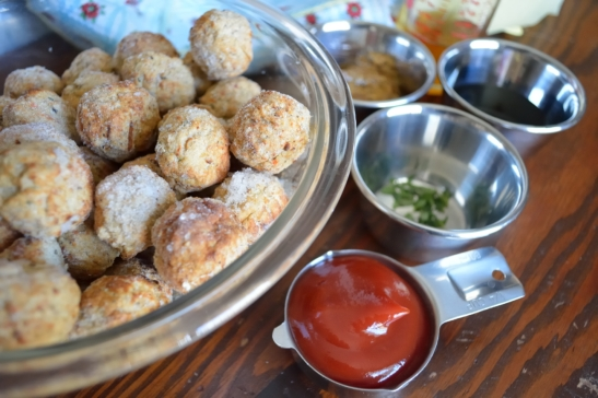 Meatball Appetizers from Oh My Potluck