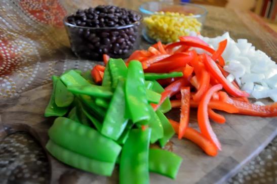 Once In A Millet Salad