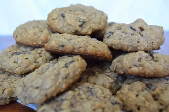 Rock the Boatmeal Cookies