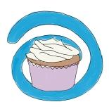 Cute as a Pumpkin Cupcakes   OhMyPotluck.com