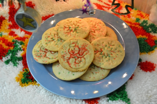 Sugar, Spice and Everything Nice Cookies | OhMyPotluck.com